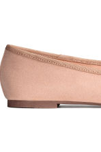 Ballet pumps - Powder pink - Ladies | H&M 4