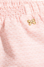 Cotton shorts - Powder pink - Kids | H&M CN 2