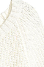 Knitted jumper - White - Ladies | H&M CN 3