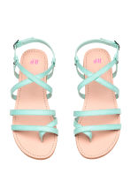 Sandals - Mint green - Kids | H&M 2