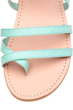 Sandals - Mint green - Kids | H&M 5