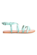 Sandals - Mint green - Kids | H&M 3