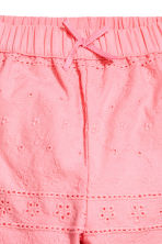 Pantaloni in cotone - Rosa -  | H&M IT 2