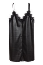Slip dress - Black - Ladies | H&M 2