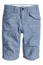 Clamdiggers - Denim blue - Kids | H&M CN 2