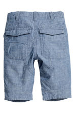 Clamdiggers - Denim blue - Kids | H&M 3