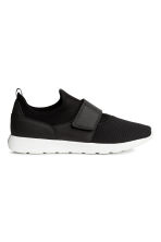 Sneakers tipo neoprene - Nero -  | H&M IT 1