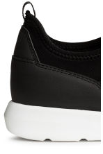 Sneakers tipo neoprene - Nero -  | H&M IT 3