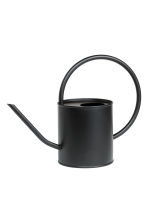 Metal watering can - Black - Home All | H&M CN 1