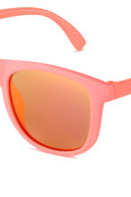 Sunglasses - Coral pink -  | H&M CN 3