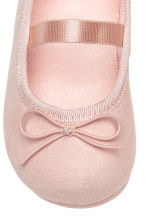 Ballet pumps - Powder pink - Kids | H&M 4