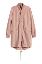 Modal-blend jacket - Old rose - Ladies | H&M GB 2