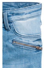 Skinny Fit Capri Jeans - Denim blue - Kids | H&M 4