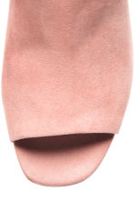 Mules - Powder pink -  | H&M 3