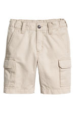 Cargo shorts - Light mole -  | H&M CA 2