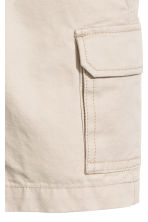 Cargo shorts - Light mole -  | H&M CA 4