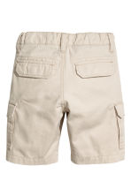 Cargo shorts - Light mole -  | H&M CA 3