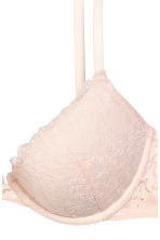 Lace push-up bra - Powder - Ladies | H&M 3