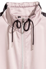Satin jacket - Old rose - Ladies | H&M 3