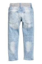 Pull-on jeans - Light denim blue - Kids | H&M 3