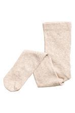 2-pack tights - Natural white - Kids | H&M 2