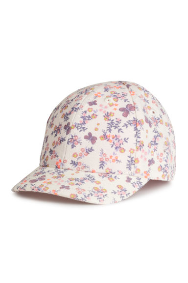 Cotton cap - Pink -  | H&M CN 1