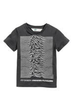 Dark grey/Joy Division