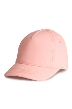 Cotton cap - Light pink - Kids | H&M 1