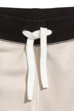 Sweatshirt shorts - Light mole -  | H&M CA 3