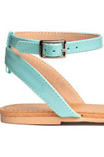 Sandals - Turquoise/Pink - Kids | H&M 3
