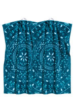 2-pack guest towels - Petrol blue - Home All | H&M CN 2