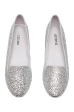 Ballet pumps - Silver - Ladies | H&M CN 2