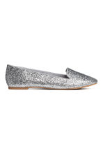 Ballet pumps - Silver - Ladies | H&M CN 1