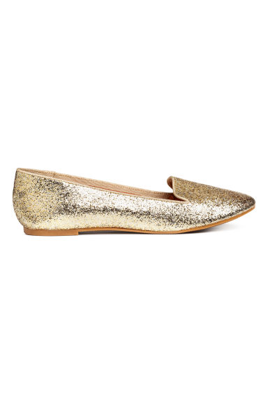 Ballet pumps - Gold - Ladies | H&M 1