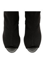 Jersey ankle boots - Black - Ladies | H&M CN 2