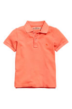 Polo shirt - Coral - Kids | H&M 2