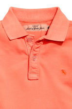 Polo shirt - Coral - Kids | H&M 3