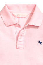 Polo shirt - Light pink - Kids | H&M CN 3