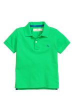 Polo shirt - Bright green - Kids | H&M 2