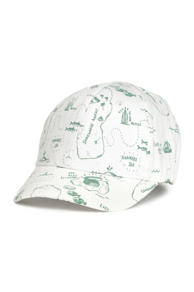 Cap - White - Kids | H&M CN 1