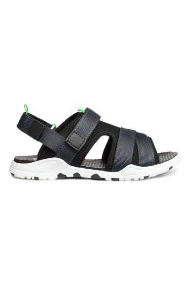 Scuba sandals - Black - Kids | H&M 1