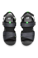 Scuba sandals - Black - Kids | H&M 2