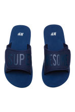 Pool shoes - Dark blue - Kids | H&M 1