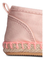 Espadrilles - Light pink/Floral - Kids | H&M 4