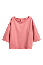 Sweatshirt top - Light terracotta - Ladies | H&M 2