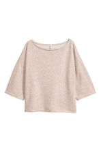 Sweatshirt top - Beige - Ladies | H&M CA 2