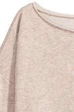 Sweatshirt top - Beige - Ladies | H&M CA 3