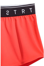 Shorts sportivi - Rosso - DONNA | H&M IT 3