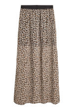 Long skirt - Leopard print - Ladies | H&M 2