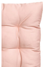 Solid colour seat pad - Light pink - Home All | H&M CN 2